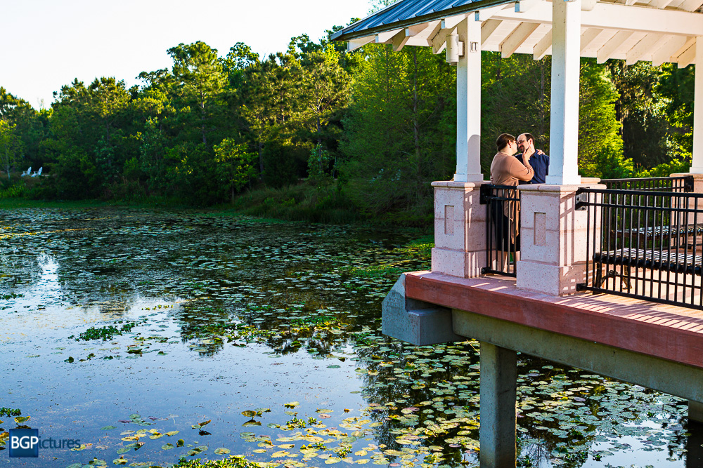 Florida Botanical Gardens Engagement Photography Bg
